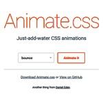 Animazioni con CSS3 – Animate